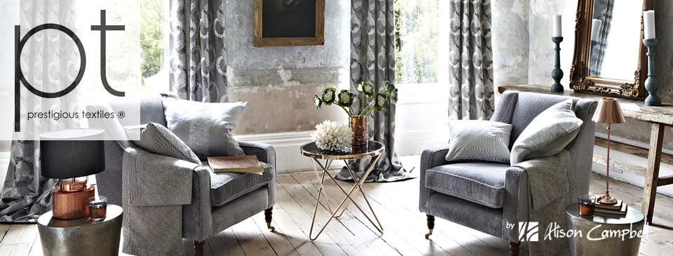 Prestigious Textiles Made to Measure Curtains