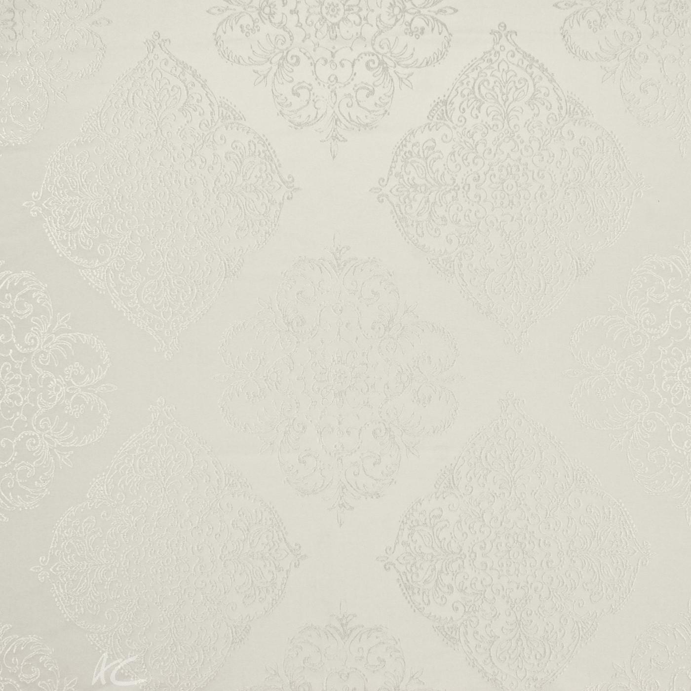 Prestigious Textiles Baroque Adella Pearl Curtain Fabric
