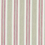 Avebury Alderton Raspberry linen Curtain Fabric