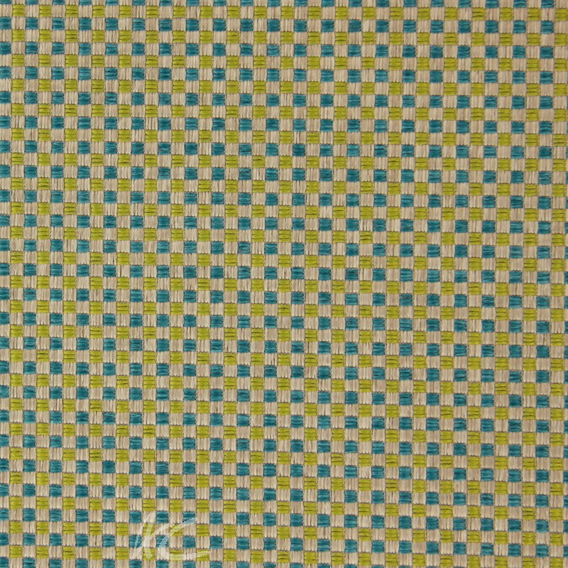 Mezzo Alexa Citrus Curtain Fabric