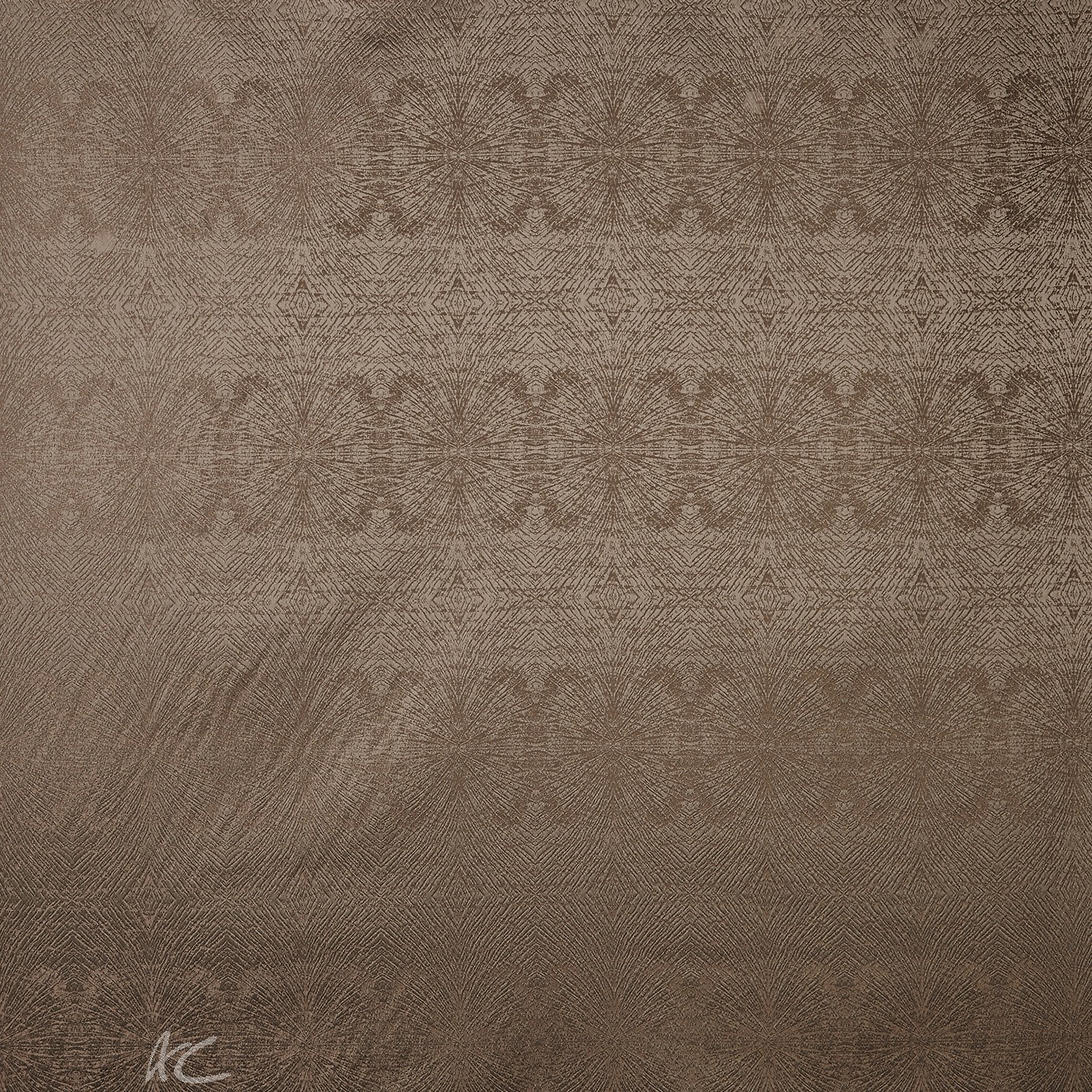 Prestigious Textiles Asteria Athena Copper Curtain Fabric