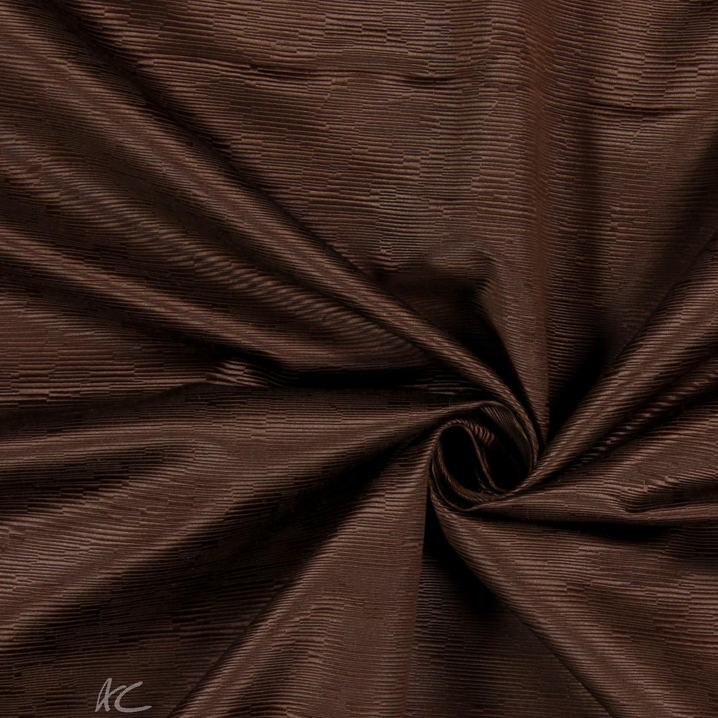 Prestigious Textiles Bamboo Chestnut Curtain Fabric