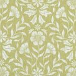 Avebury Berkeley Citron Curtain Fabric