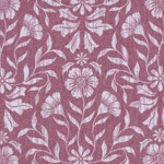 Avebury Berkeley Raspberry Curtain Fabric