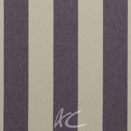 Clarke and Clarke Country Linens Broadway Damson Curtain Fabric