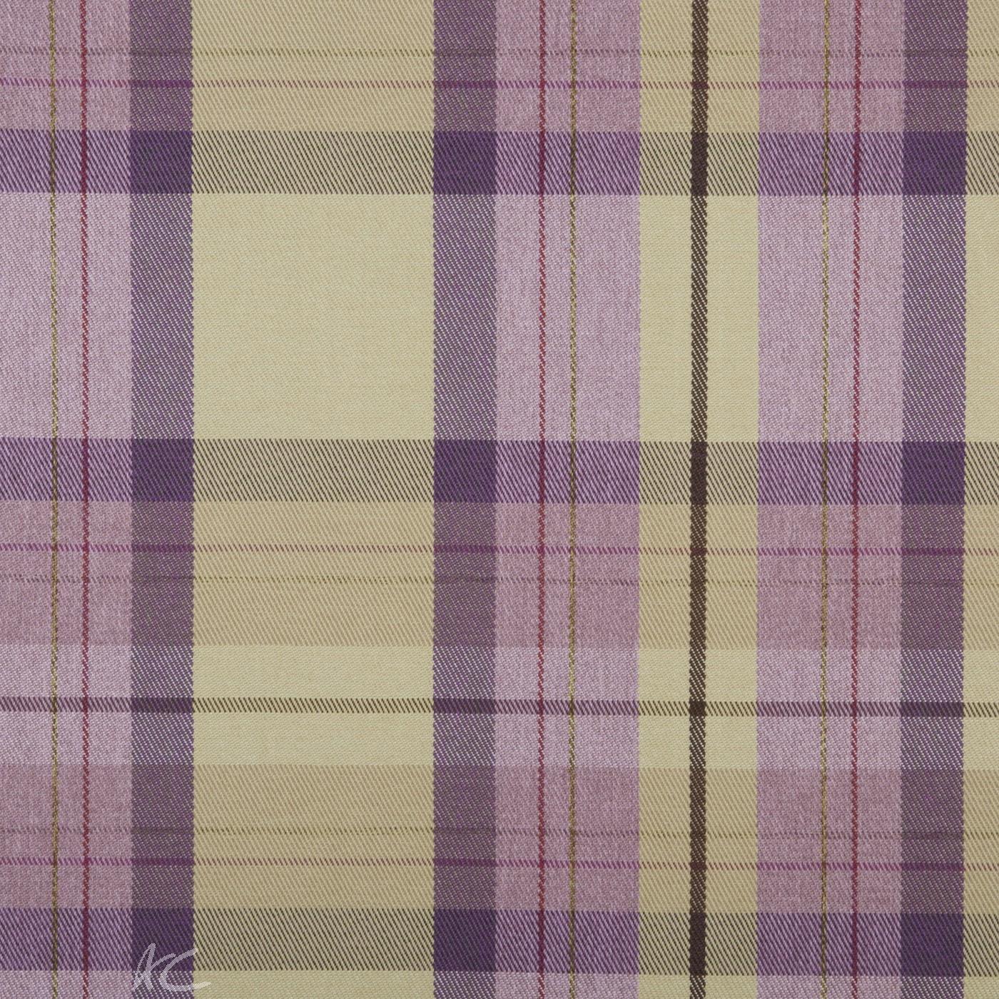 Prestigious Textiles Highlands Cairngorm Thistle Curtain Fabric