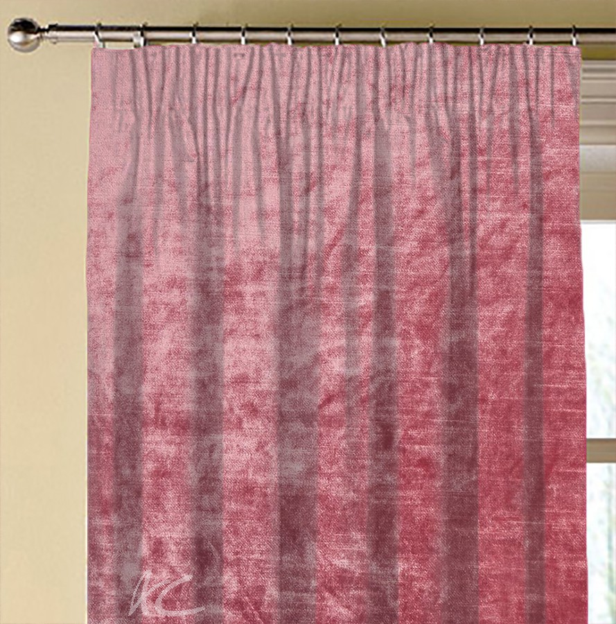 Clarke and Clarke Allure Candy Made to Measure Curtains