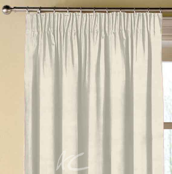 Clarke And Clarke Alvar Birch Made To Measure Curtains