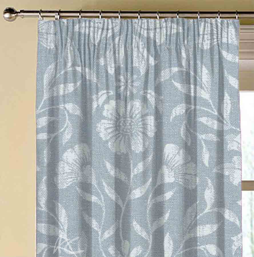 Avebury Berkeley Denim Made to Measure Curtains