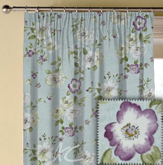 Prestigious Textiles Ambleside Bowness Robinsegg Made to Measure Curtains
