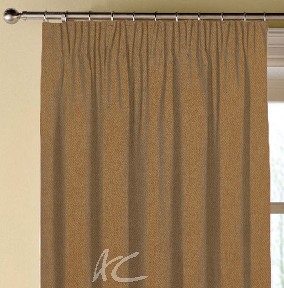 Prestigious Textiles Finlay Amber Made to Measure Curtains