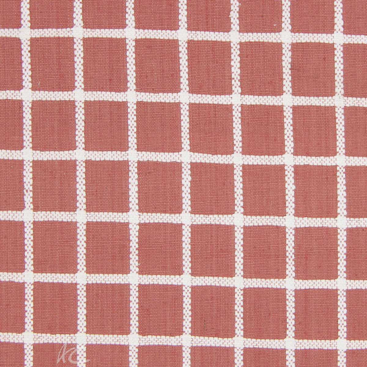 Marina Chain Russet Curtain Fabric