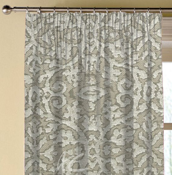 Clarke and Clarke Imperiale Pebble Made to Measure Curtains