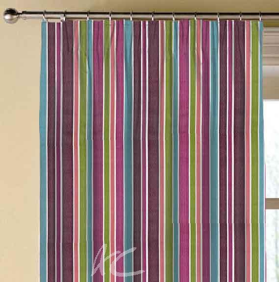 Prestigious Textiles Annika Ingrid TuttiFrutti Made to Measure Curtains