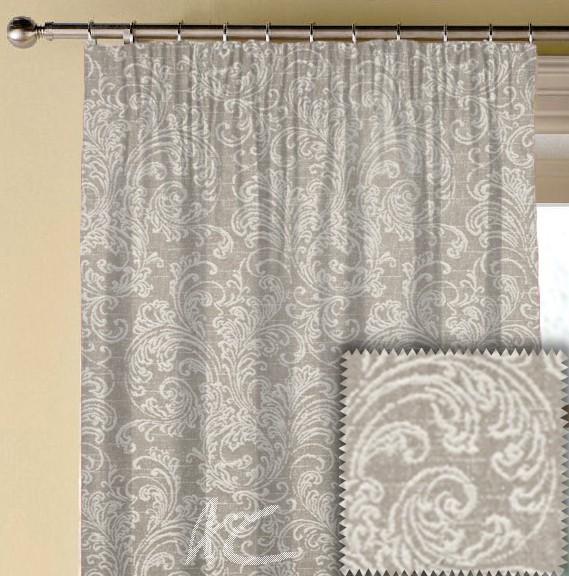 Prestigious Textiles Devonshire Ivybridge Linen Made to Measure Curtains