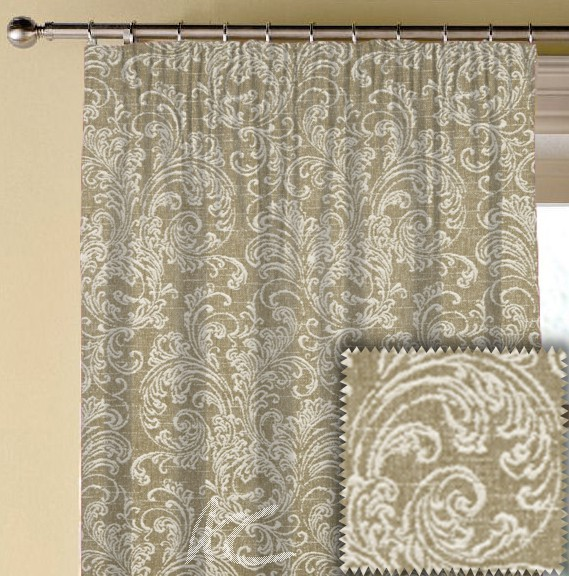 Prestigious Textiles Devonshire Ivybridge Willow Made to Measure Curtains