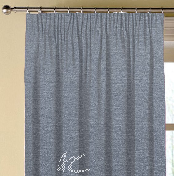 Clarke and Clarke Imperiale Lucania Chicory Made to Measure Curtains