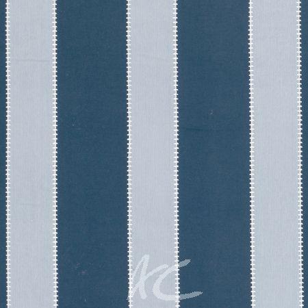 Clarke and Clarke Storybook Corduroy Stripe Blue Cushion Covers
