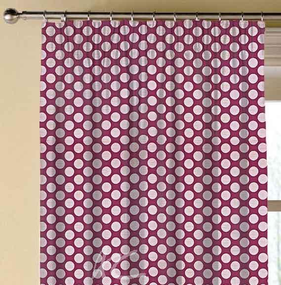 Prestigious Textiles Annika Pia Amethyst Made to Measure Curtains
