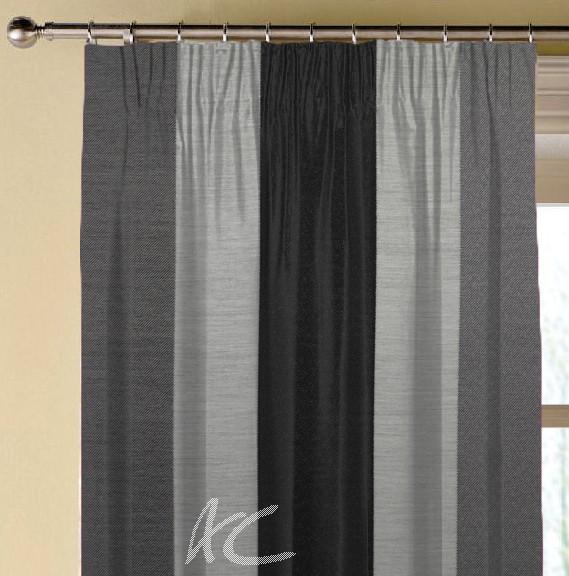 Prestigious Textiles Atrium Portico Chrome Made to Measure Curtains