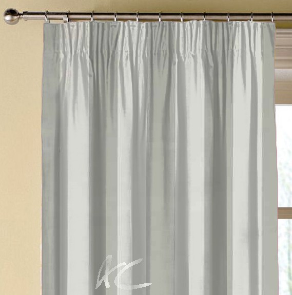 Clarke and Clarke Chateau St James Stripe Linen Made to Measure Curtains
