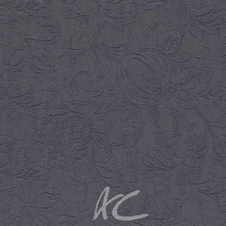 Clarke and Clarke Fairmont Davina Charcoal Cushion Covers