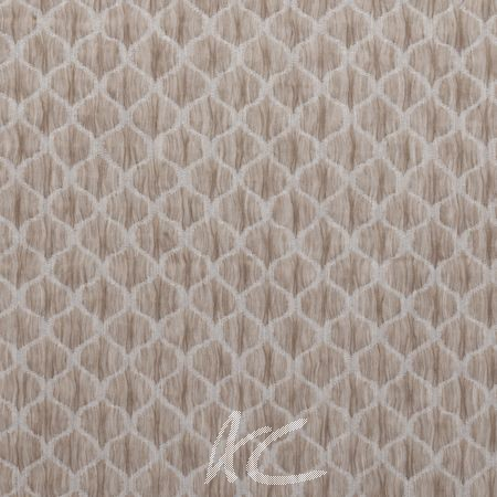 Clarke and Clarke Cadoro Deco Taupe Cushion Covers