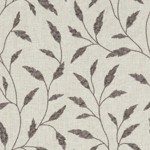 Country Fair Fairford Charcoal Made to Measure Curtains