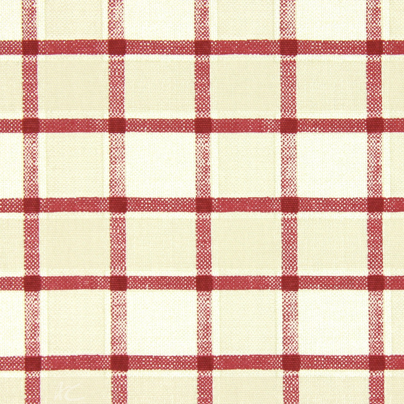 Country Fair Fairford Cranberry Curtain Fabric