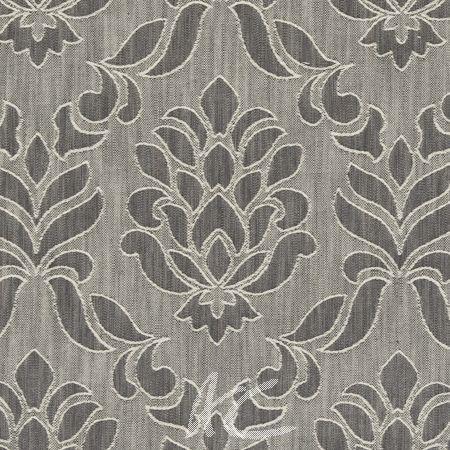 Clarke and Clarke Fairmont Fairmont Charcoal Cushion Covers