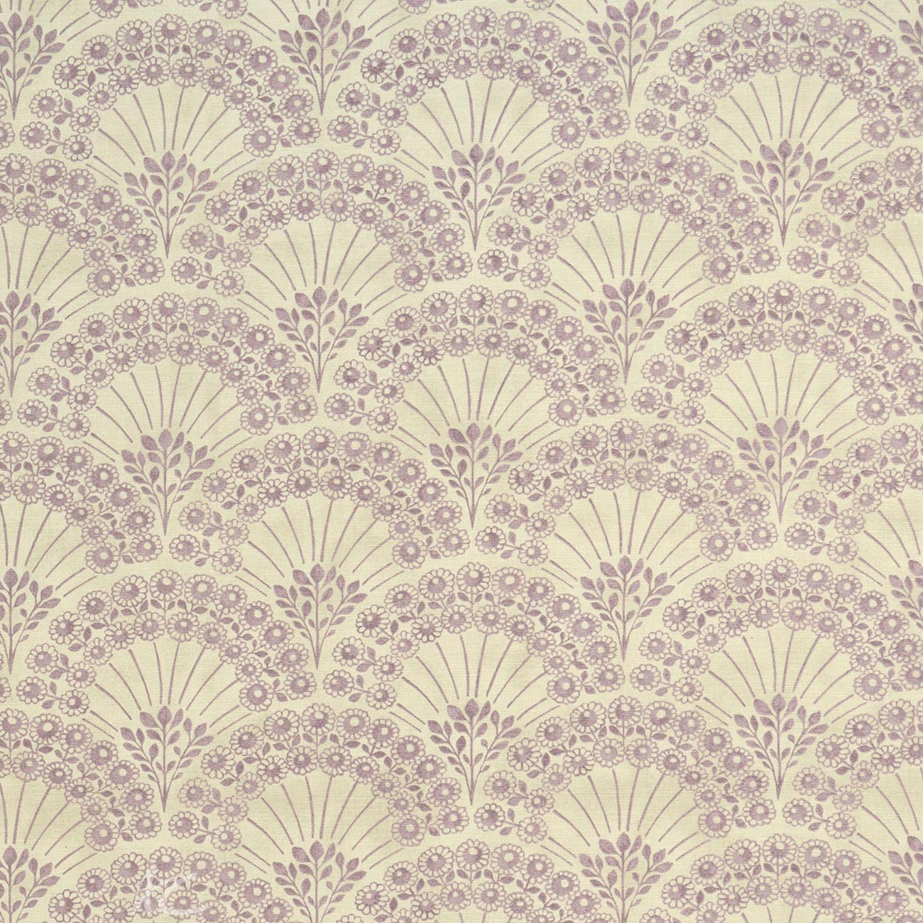 Clarke and Clarke Bloomsbury Fitzvroy Heather Made to Measure Curtains