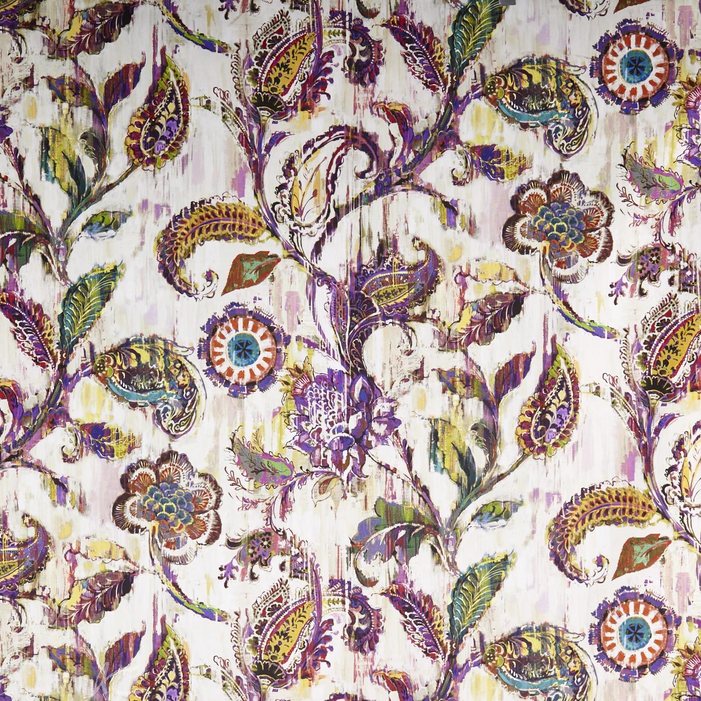 A Prestigious Textiles Decadence Grandeur Gemstone Curtain Fabric