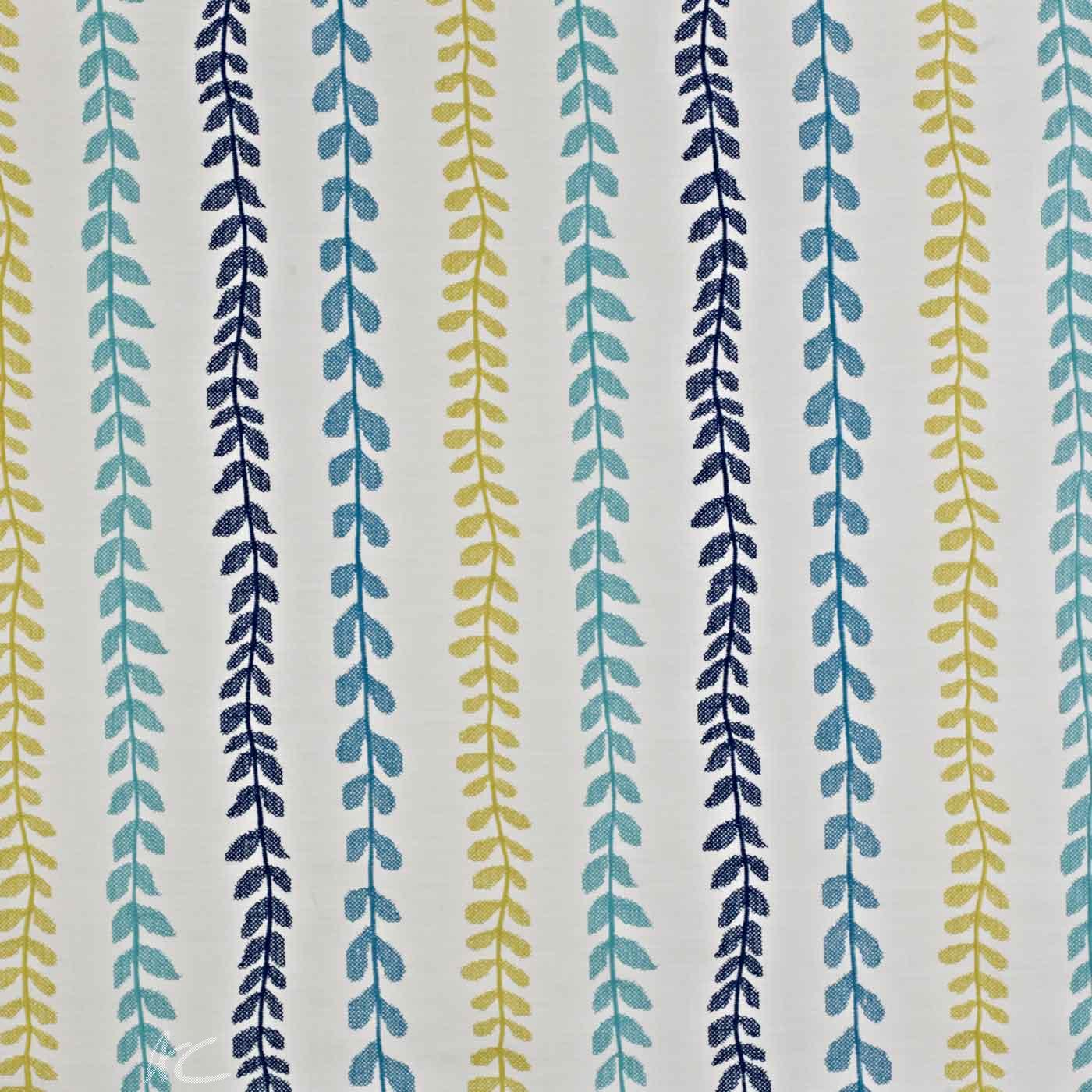 Prestigious Textiles Annika Heidi Marine Curtain Fabric