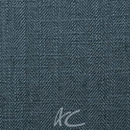 Clarke and Clarke Henley Denim Made to Measure Curtains