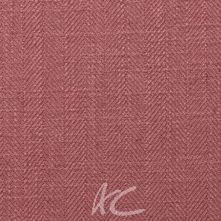 Clarke and Clarke Henley Garnet Cushion Covers