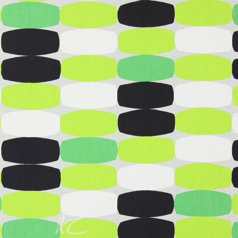 Prestigious Textiles Carnaby Humbug Lime Cushion Covers