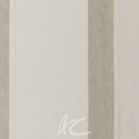 Clarke and Clarke Natura Sheers Isola Pebble Made to Measure Curtains