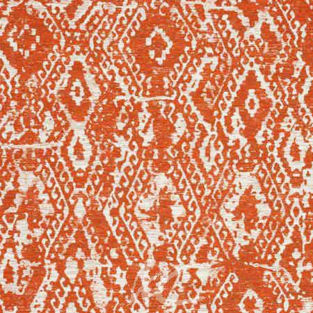 Clarke and Clarke Mirador Izapa Spice Curtain Fabric