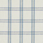 Avebury Kelmscott Denim Curtain Fabric