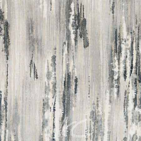 Clarke and Clarke Latour Charcoal Curtain Fabric