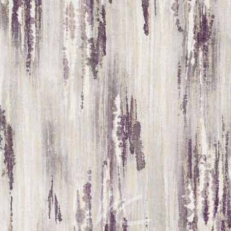 Clarke and Clarke Latour Damson Curtain Fabric