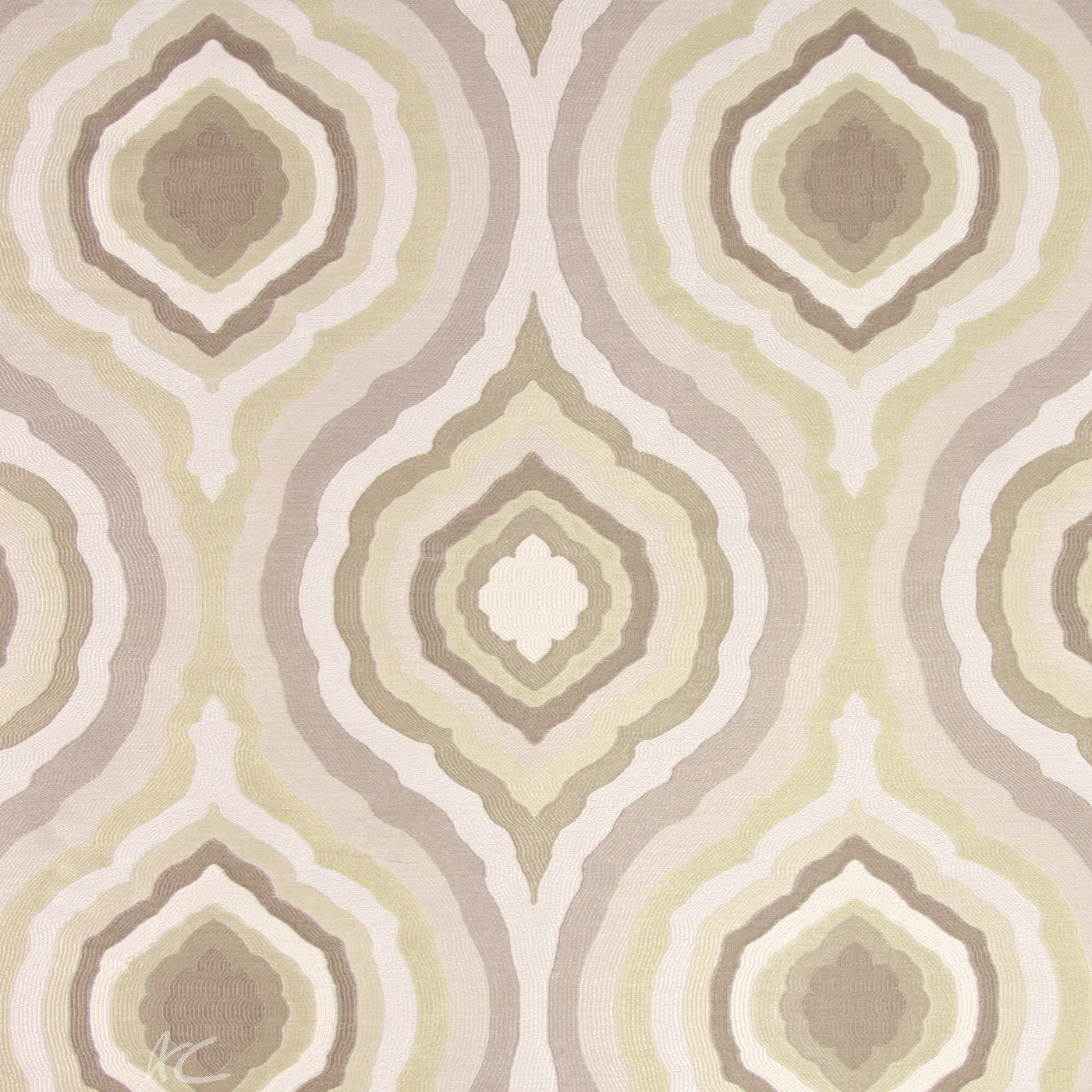 Platinum Magnesium Oyster Cushion Covers