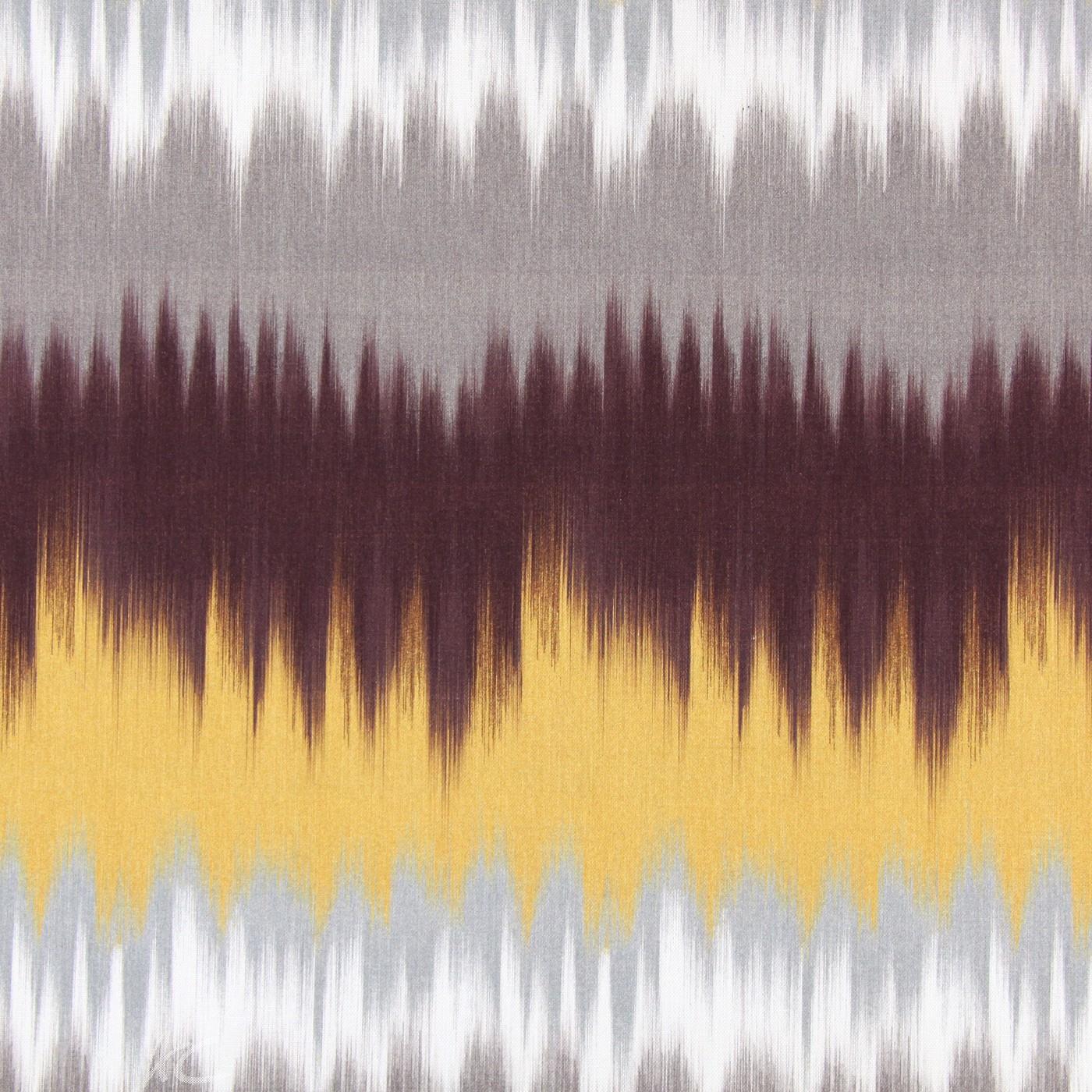 Sumatra Malibu Saffron Made to Measure Curtains