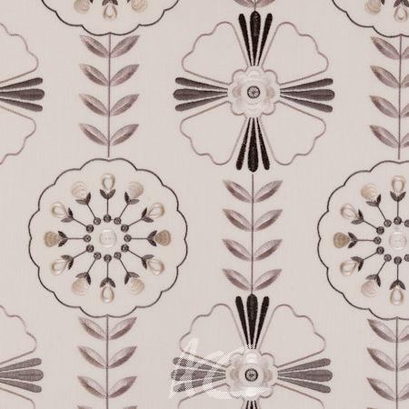 Clarke and Clarke Bukhara Mandana Natural Cushion Covers