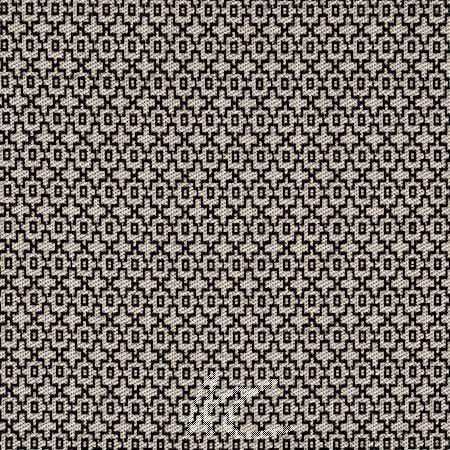 Clarke and Clarke Latour Mansour Charcoal Curtain Fabric