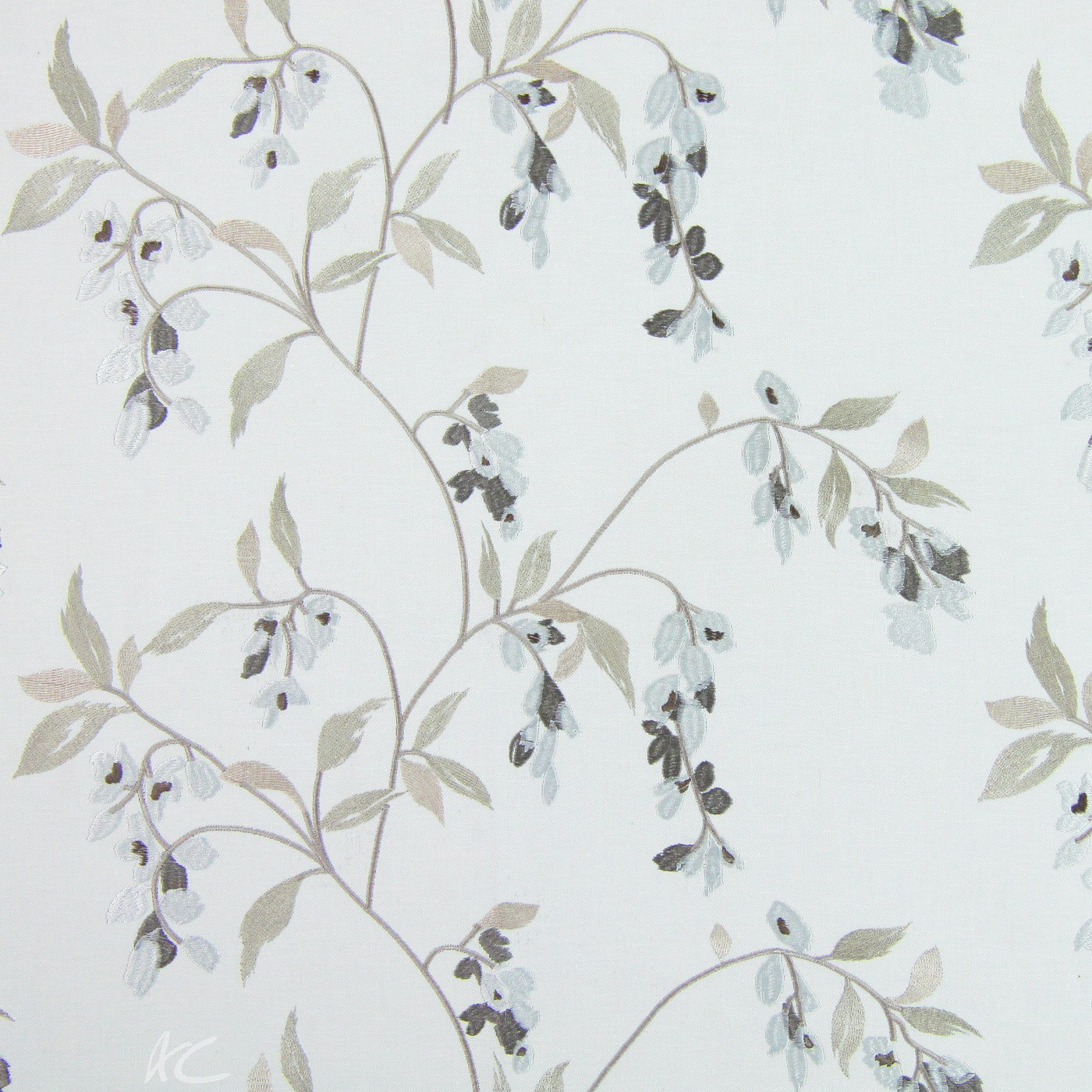 Pemberley Montague Stone Made to Measure Curtains