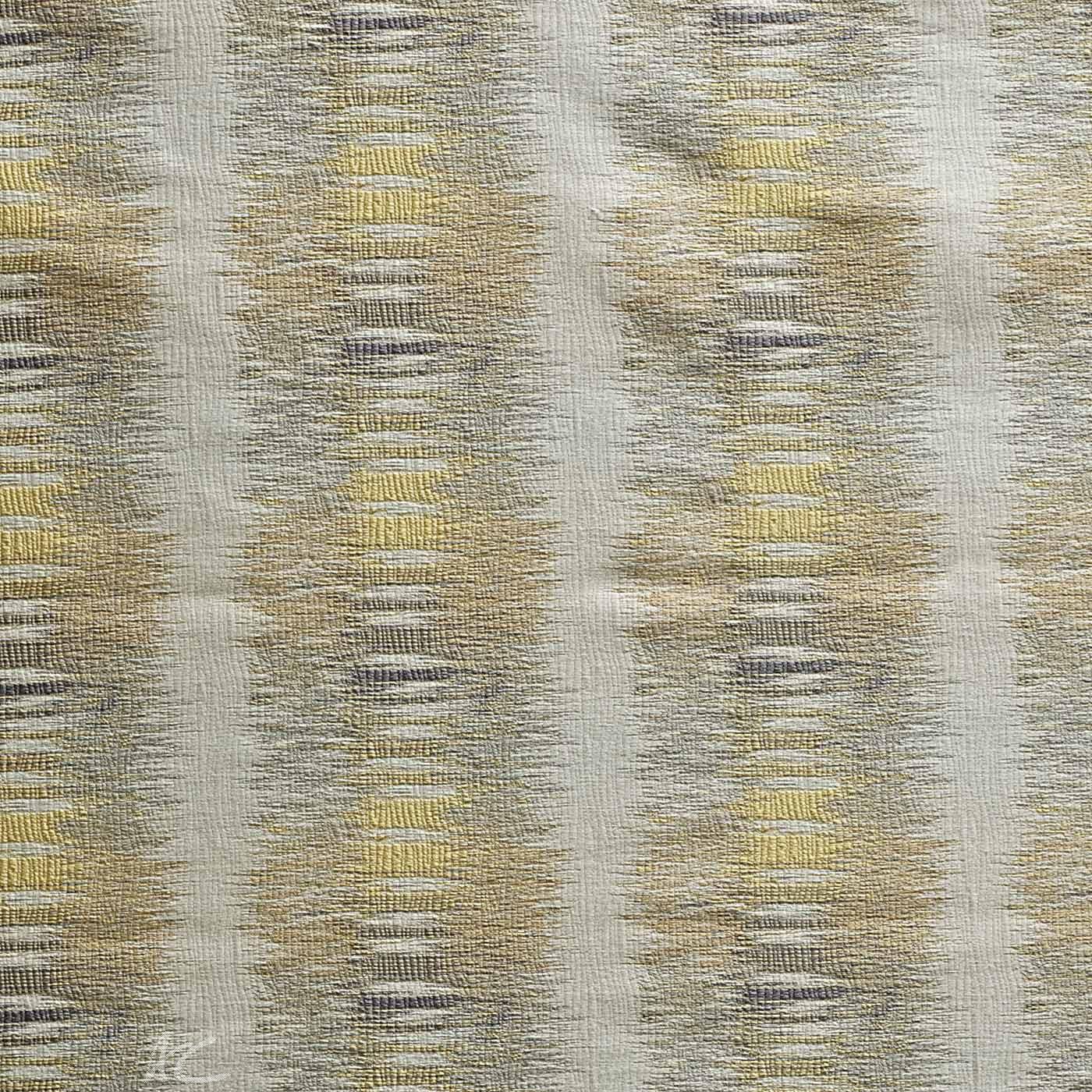 Eclipse Nova Sulphur Curtain Fabric