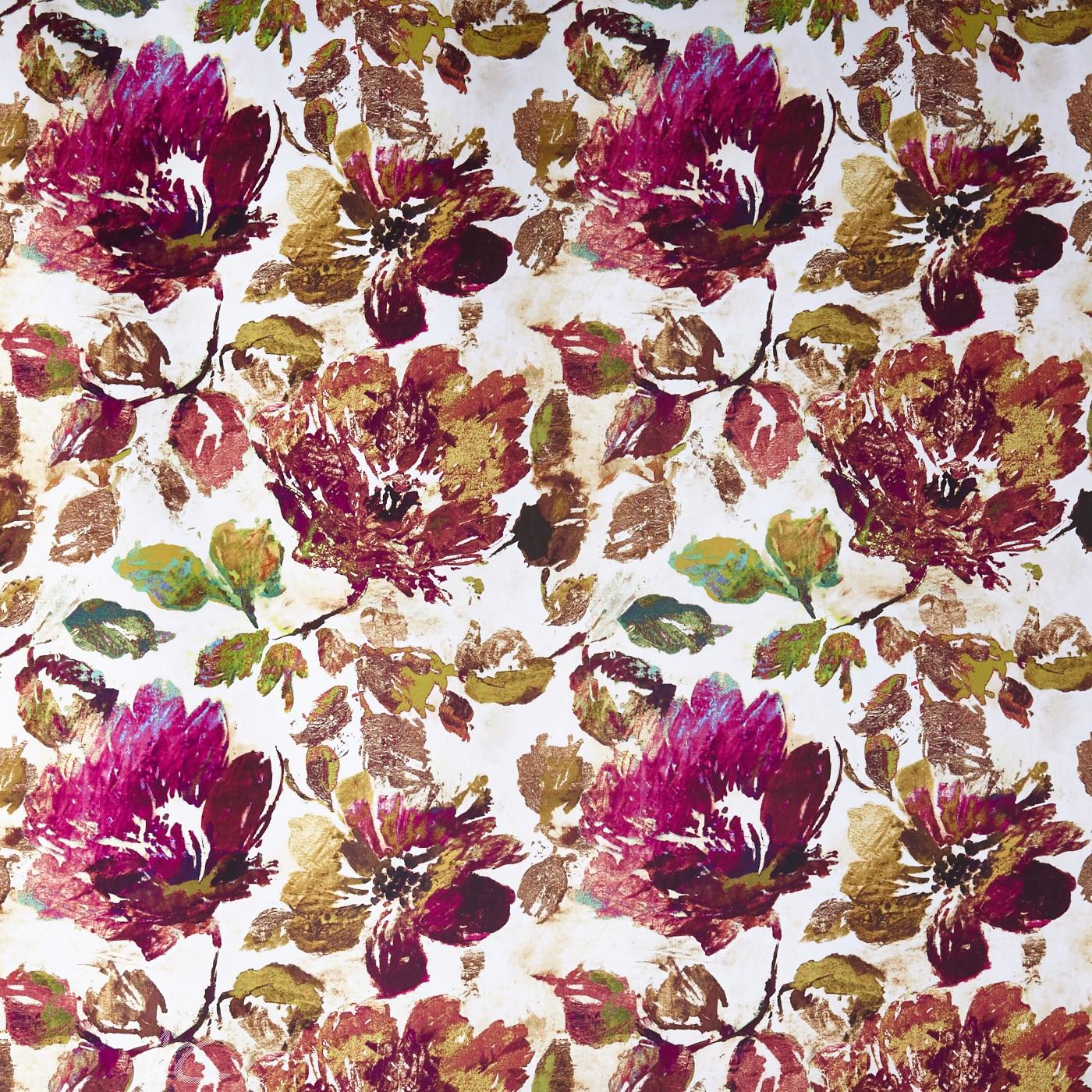A Prestigious Textiles Decadence Opium Medici Curtain Fabric