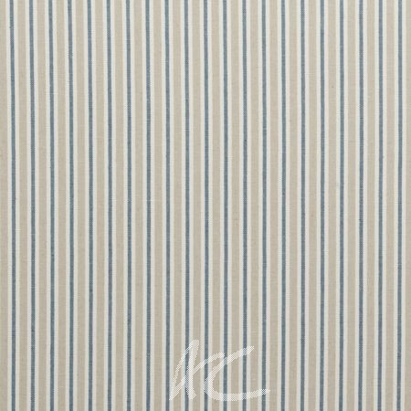Clarke and Clarke Country Linens Painswick Chambray Curtain Fabric