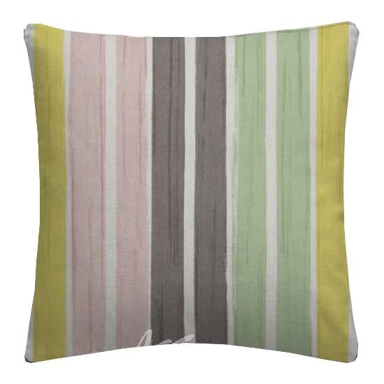 Clarke and Clarke Folia Albi Sorbet Cushion Covers